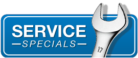 Chevrolet Buick GMC Service Coupons